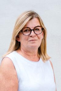 Mieke De Bruycker van Maison Lunettes
